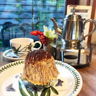 モンブラン(北山紅茶館 (キタヤマコウチャカン))