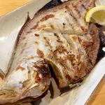 干物っぽい魚