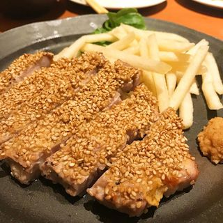 ごまやの肉 豚肉のセサミ焼き(ごまや 新宿三丁目店 (ゴマヤ))