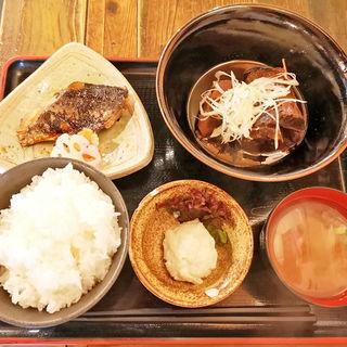 ガブ定食(魚屋 がぶ )