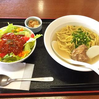琉球ランチ(うみかじ食堂 )