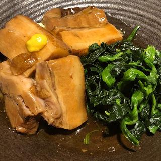 豚の角煮(鳥良 西新宿店 )