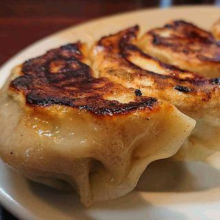 自家製手作りジャンボ餃子(5ヶ)(麺の風 祥気 )