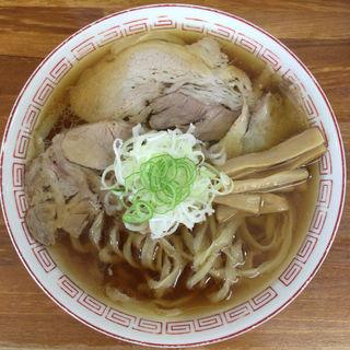 太麺中華そば(中華そば 琴の )
