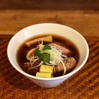 極み鴨麺(麺処 空)