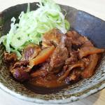 味噌煮込み牛たん単品(並)