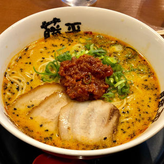 担々麺(らー麺 藤平尼崎大西店 (らーめん とうべい))