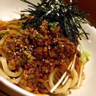 極太麺の麻辣冷麺(GRILL KING (グリルキング))