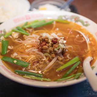 台湾ラーメン(食為天)