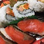 サーモン寿司セット