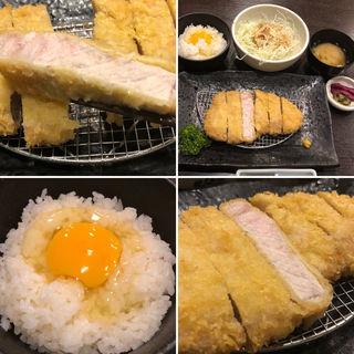 特選ロースかつ膳(イマカツ 銀座店)