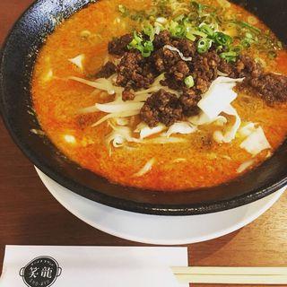 坦々麺(チャイナスタンド 笑龍)