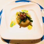 冬瓜の前菜(ル・ジャルダン・デ・サヴール)