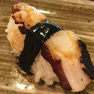 蛸 炙り(たく海 )