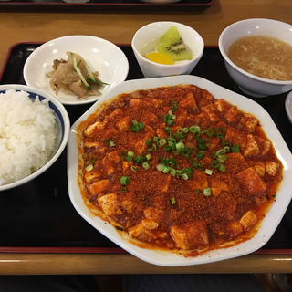 麻婆豆腐ランチ(玉林酒家 (ギョクリンシュカ))