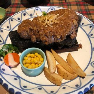 熔岩ステーキ(シアトル・レストラン)