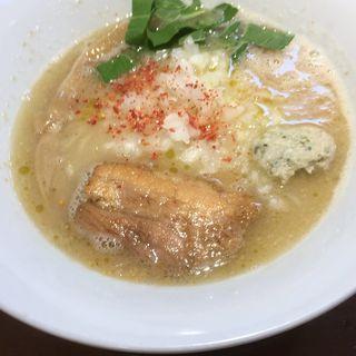 鶏そば(塩)(國分ラーメン食堂 )