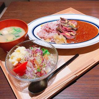 京都和牛ローストビーフカレーライス(FUKUNAGA 901)