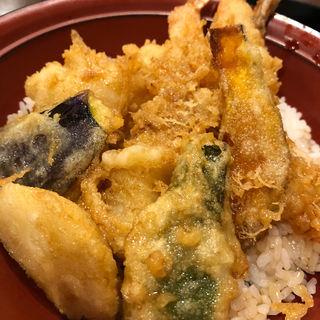 海老天丼(つきじ植むら 池袋サンシャインシティ アルパ店 )