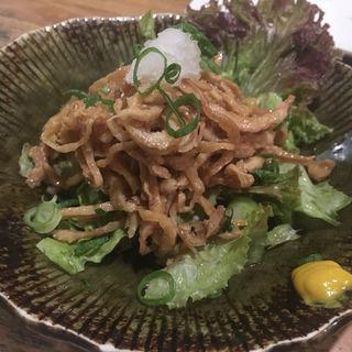 鶏皮ポン酢(チキンジョージ (CHICKEN GEORGE))