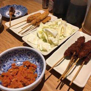 どて煮(串カツ・どて煮 然 )