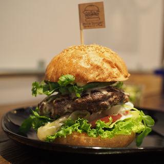 選んでつくる1000通りのハンバーガー(milia burger)