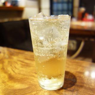 ウイスキー&ソーダ(焼とり 弐ばん)