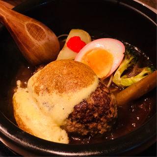 山本のハンバーグ(山本のハンバーグ 恵比寿本店)