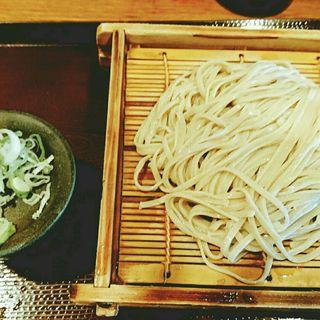 ざるそば(嵯峨谷 神保町店 )