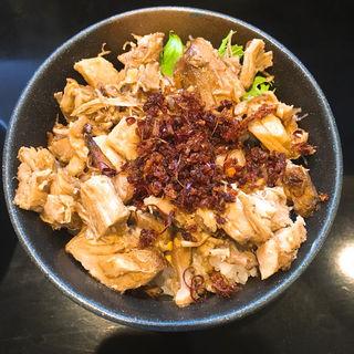 ちゃーしゅーご飯(麺屋 焔 )