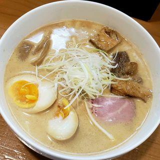 鶏白湯 醤油(麺屋 一刃)