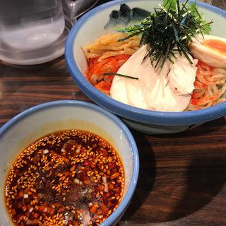 辛露つけ麺  ( 大盛 )(AFURI三軒茶屋)