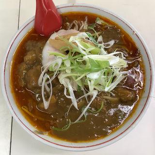 みそカレーラーメン(龍宝)