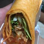 ラップスティック サラダチキンメキシカン