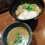 濃厚鶏つけ麺(醤油)