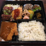 日替わり洋食弁当(ロイン フラワーロード本店 )