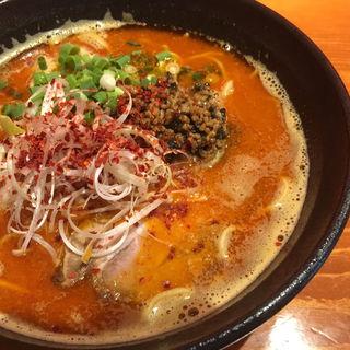 辛いラーメン(拉麺 札幌ばっち軒)