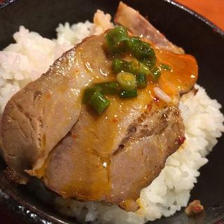 ライス(拉麺 札幌ばっち軒)