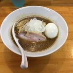 煮干しそば 醤油 味玉(煮干中華ソバ イチカワ)