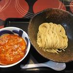 辛しつけめん(三ツ矢堂製麺 中目黒店 (【旧店名】フジヤマ製麺))