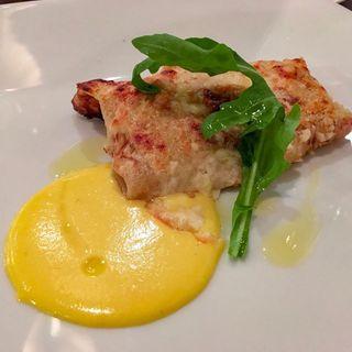 ホロホロ鳥とポロ葱のクレープ包み オーブン焼き(スクニッツォ! (SCUGNIZZO!))