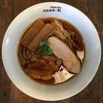 とりのらぁめん(醤油)(ramen case-k)