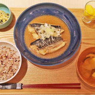 ふっくら仕上げた 米麹のさば味噌煮(かこみ食卓 南池袋店)