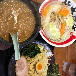 濃厚豚骨伊勢海老つけ麺ミニカツオ飯(竹本商店☆つけ麺開拓舎 )