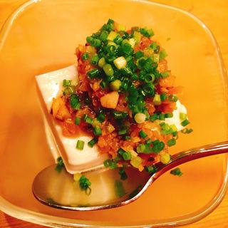 中華風豆腐(たこりき )