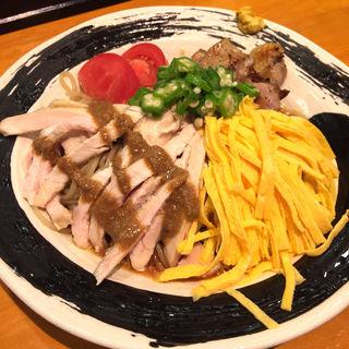 鶏冷麺 (8月 土日限定)(ラーメン坊也哲 )
