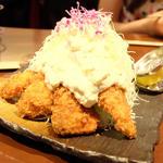 白身魚のフライ(隆座 (たかくら))