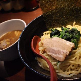 つけ麺(横浜家系らーめん 三元 すすきの店)