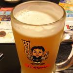 銀河高原ビール(大ジョッキ)