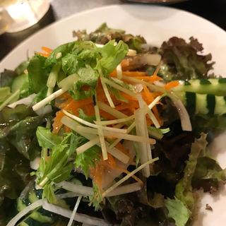チョレギサラダ(焼肉うみかぜ)